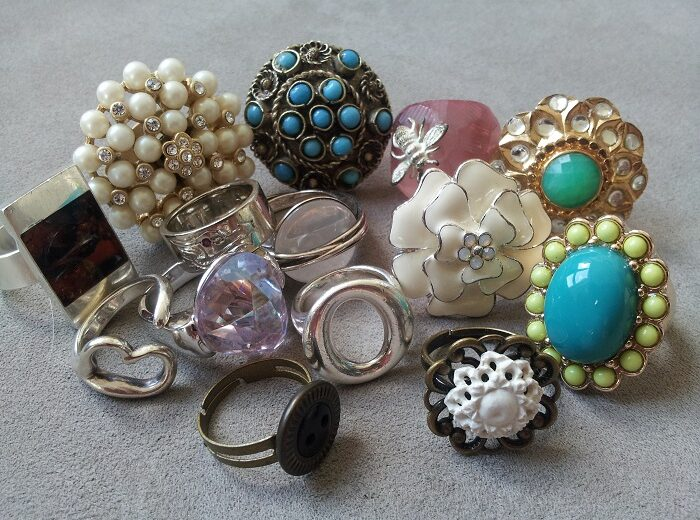 Fashion Rings For Style