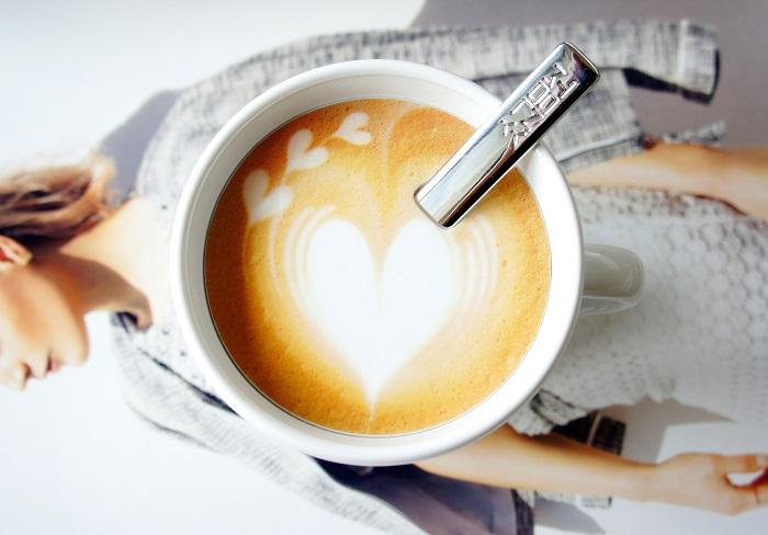 Guest Post: Latte Art Cappuccino Cream-in-Scrub