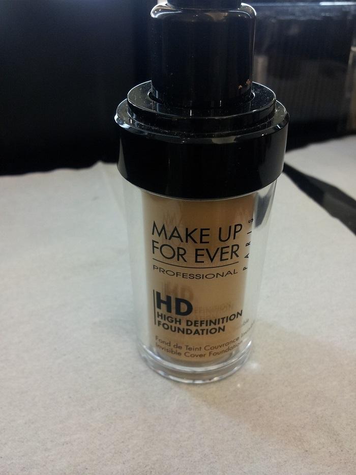 make up forever foundation