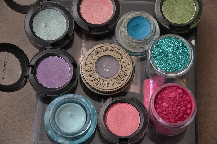 Cargo Cosmetics Eye Shadow: Review