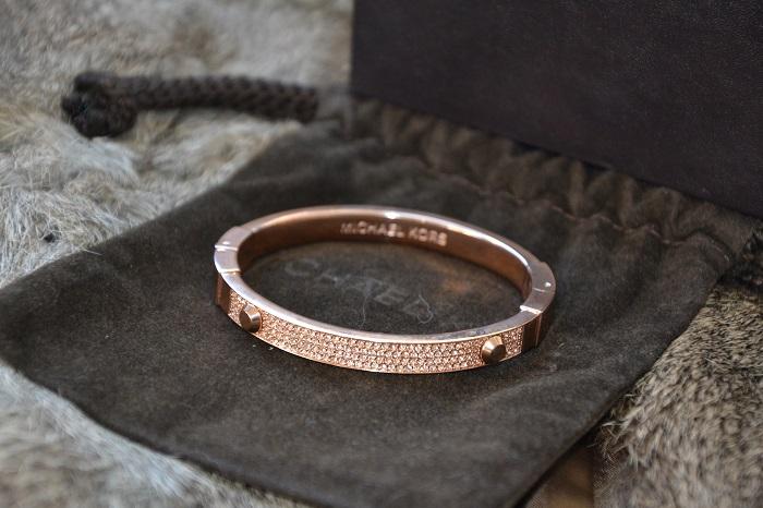 luxury in a bracelet