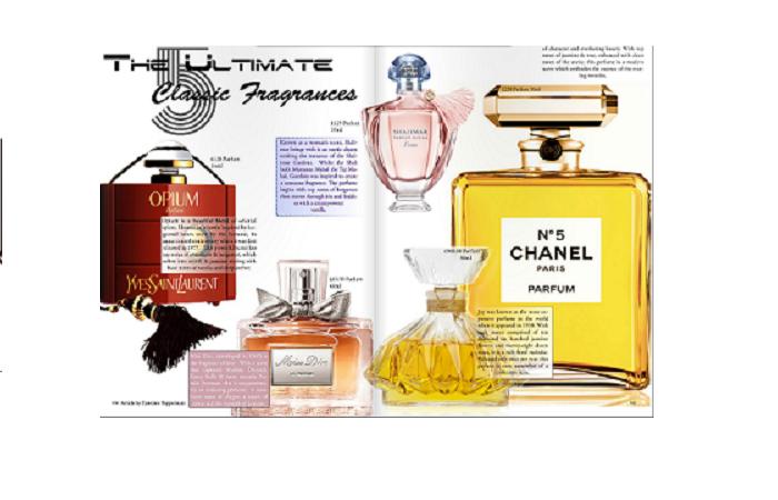 mode fragrance