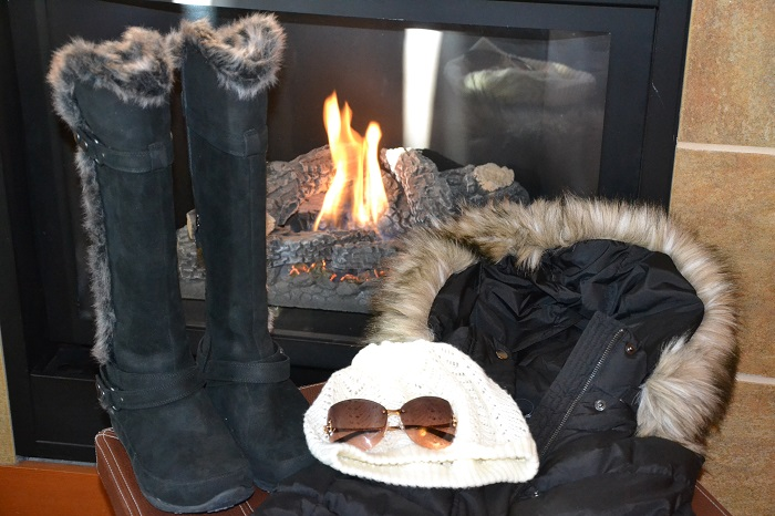 how to dress for winter