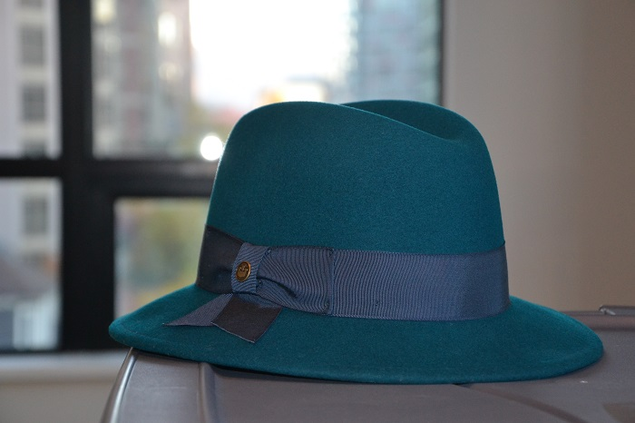 Fedora: Traveling In Style