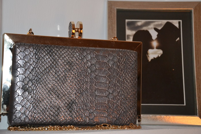 a clutch for interior style