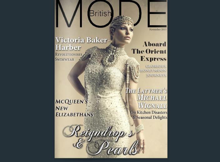 Magazine: British MODE November Issue