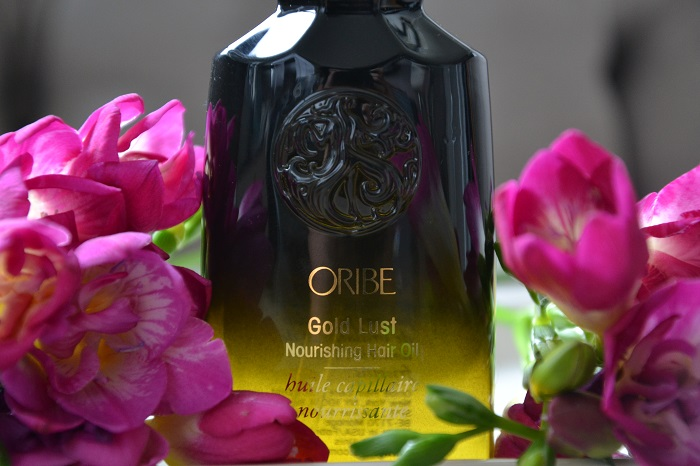 hair stylist: fave product oribe