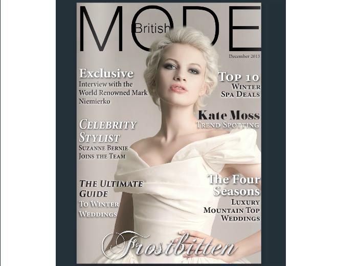 British MODE December Issue