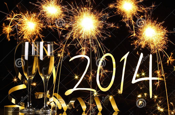 New Year: A Wonderful 2014 To All