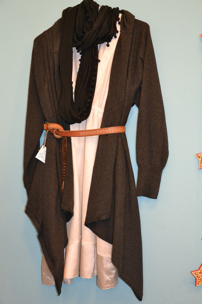 pre-loved outfit at holy rags