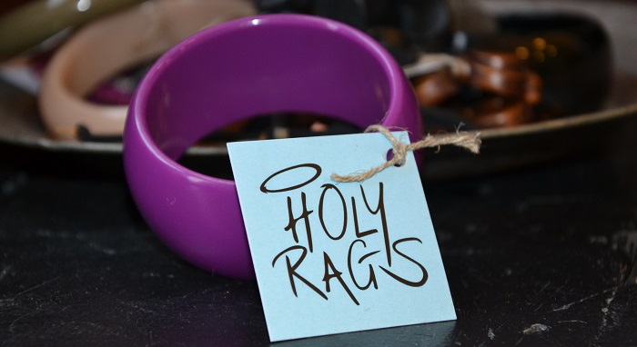Pre-Loved: A Treasure Hunt At Holy Rags
