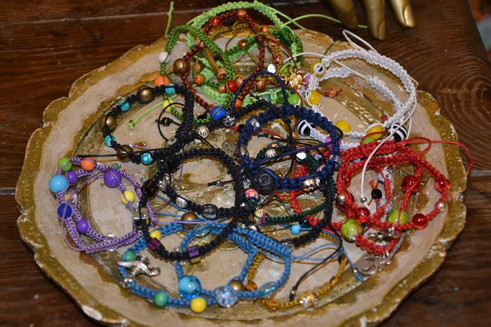 bracelets at holy rags pre-loved