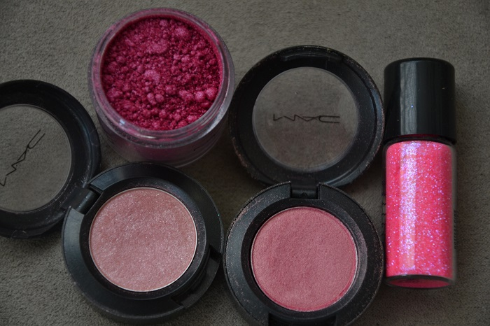 How To Wear Pink Eye Shadow
