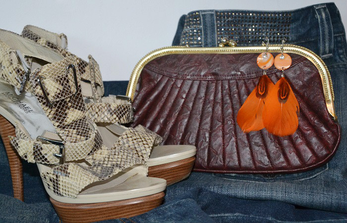 vintage bags in style