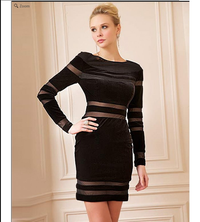 how to find the perfect party dress