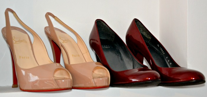 what to look for when buying heels