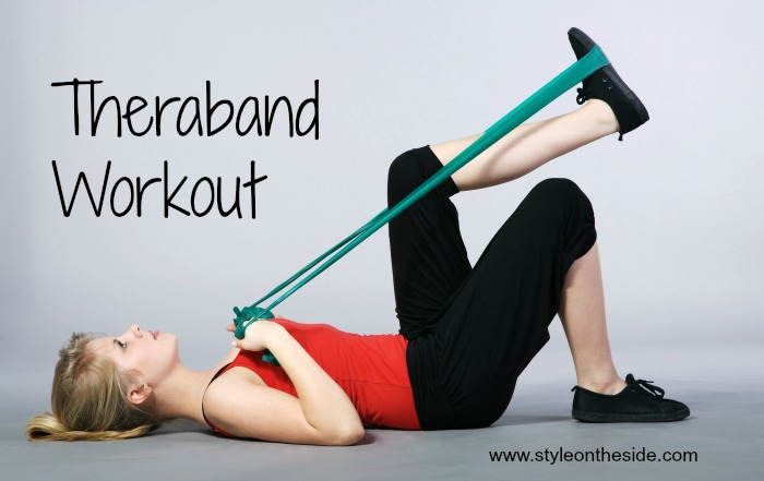 Theraband Workout