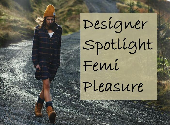 Designer Spotlight Femi Pleasure