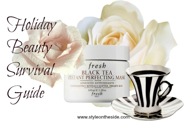 Holiday Beauty Survival Guide