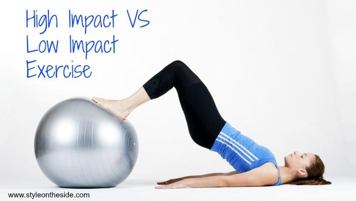 High Impact VS Low Impact