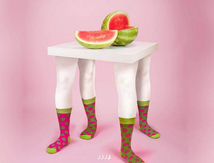 odd pears why socks matter