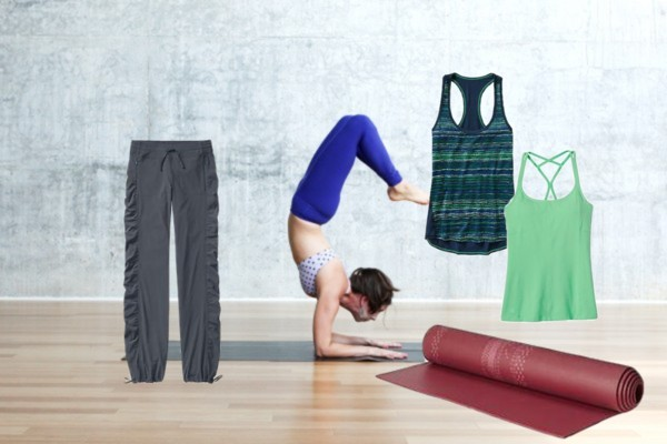 how to buy yoga clothes