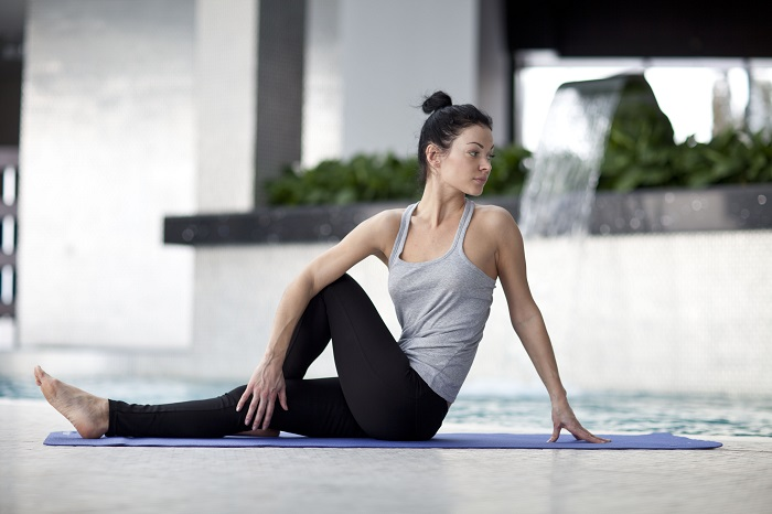 the basics of hip stretches