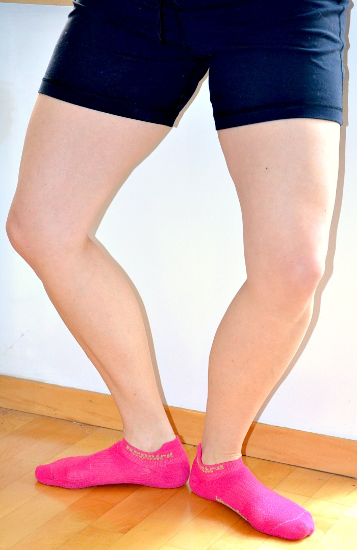 ballet inspired leg workout