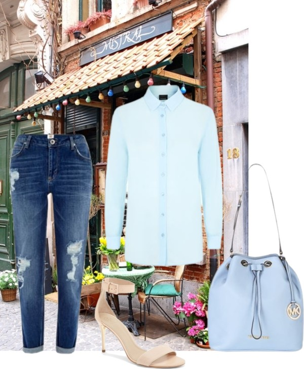 how to wear pastels spring 2015
