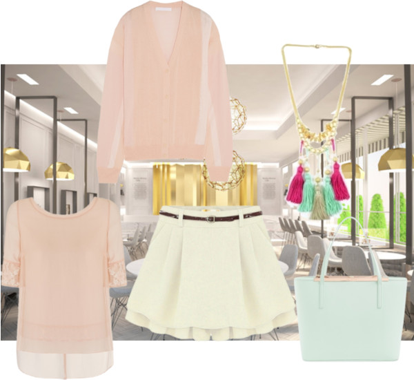 how to wear pastels 2015