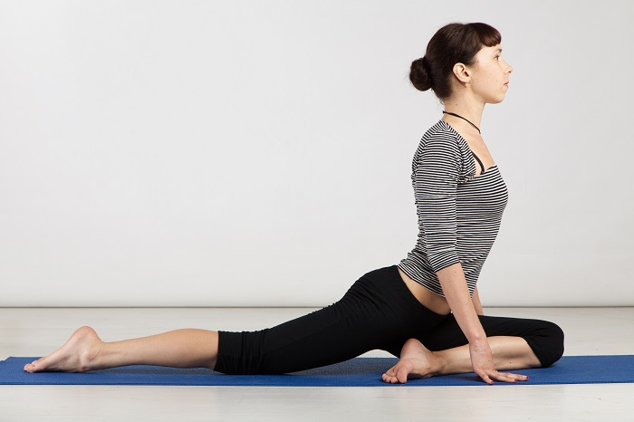 5 stretches to do before bed