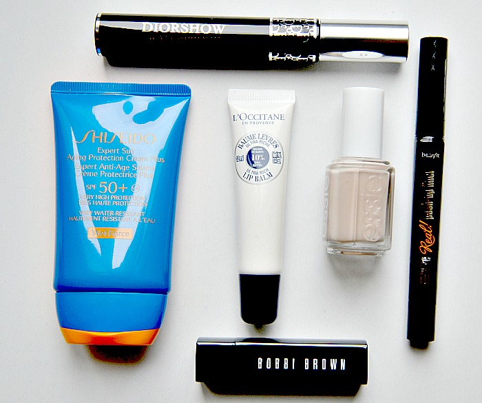best beauty products for the beach