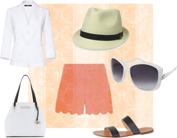 how to wear summer whites