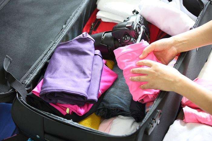 8 Tips For Packing Light
