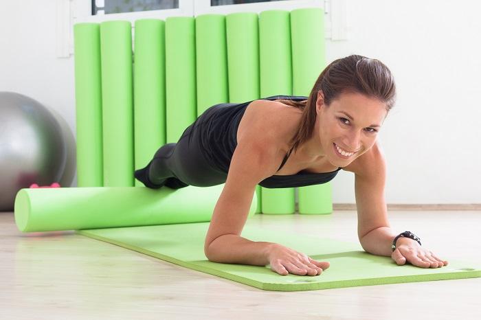 best abdominal foam roller workout