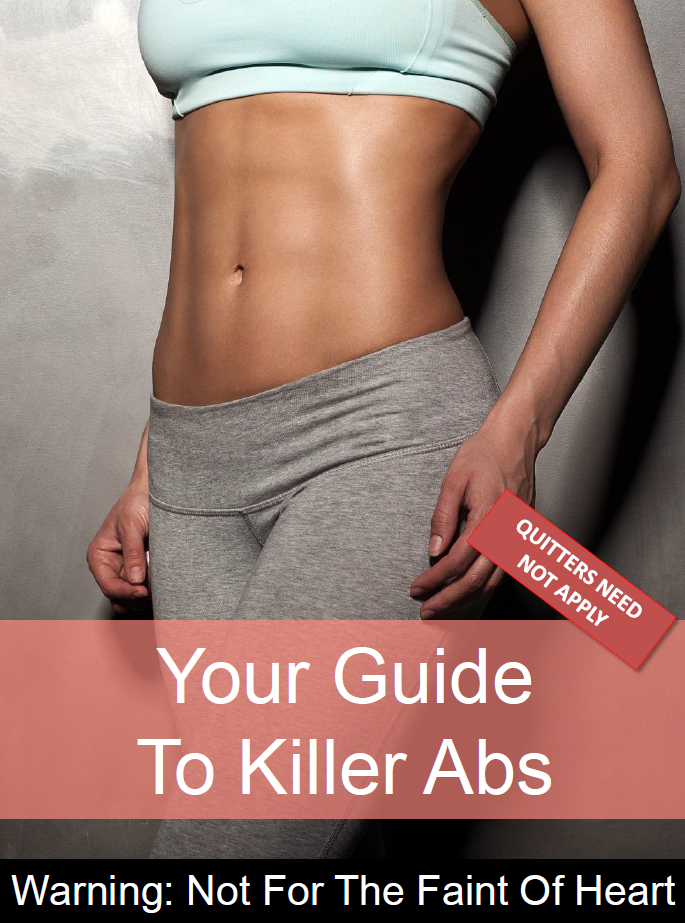 your guide to killer abs