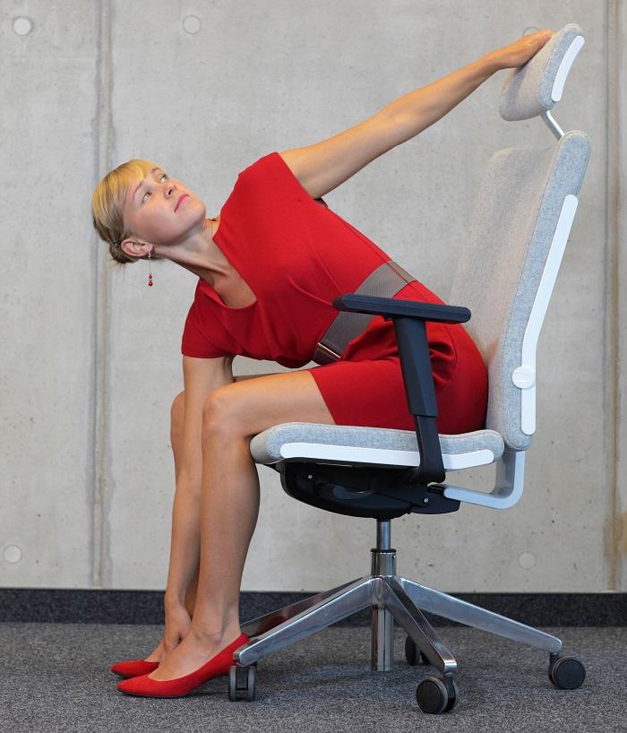 best exercises for a desk job