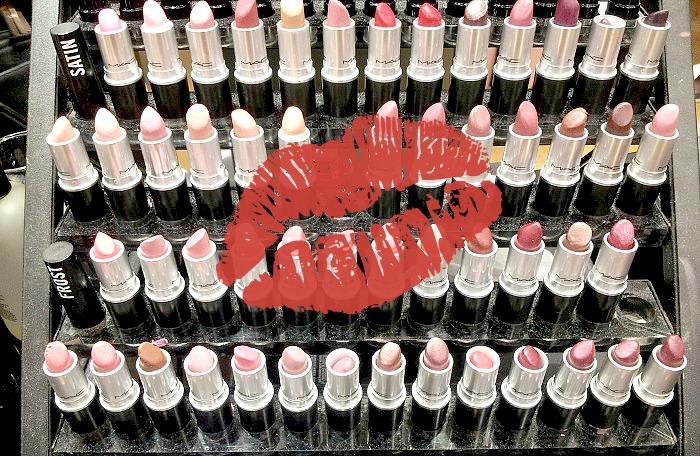 What Your Lipstick Colour Says About You