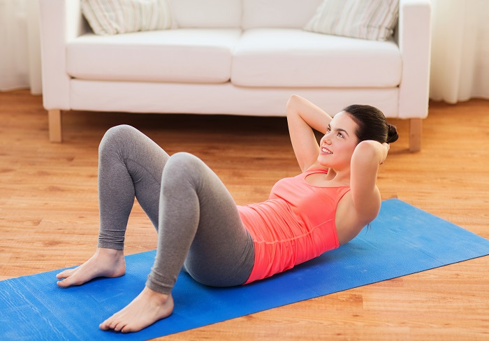what happens to your body when you stop exercising