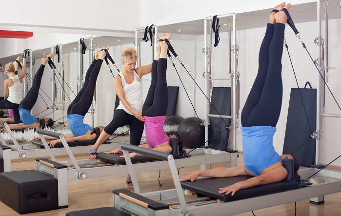 All About Pilates