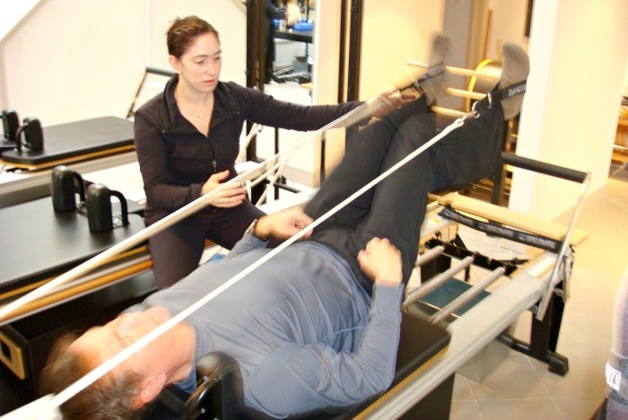 how to incorporate pilates into everyday
