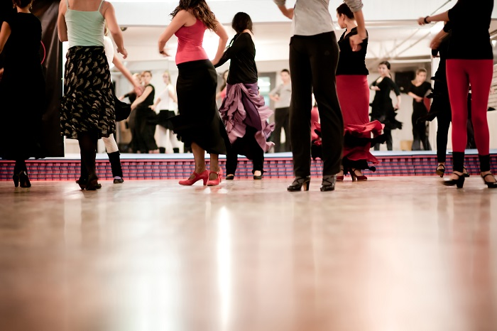 Why You Should Take A Dance Class Now