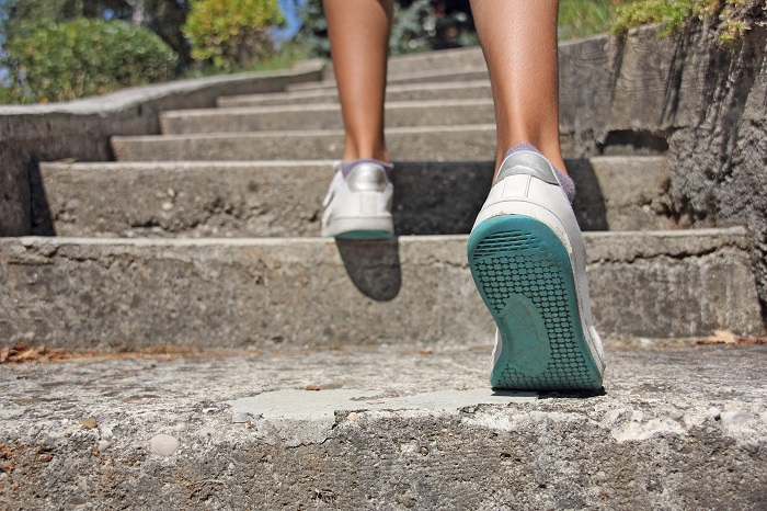 4 Ways To Turn Your Walk Into A Workout