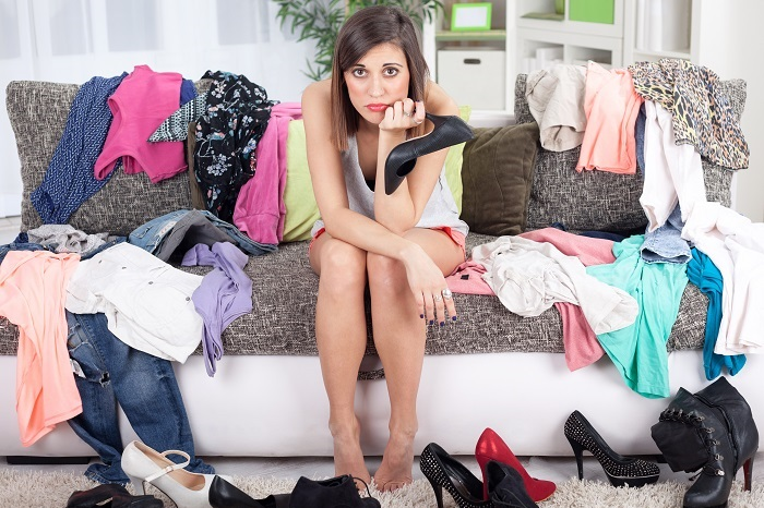 How To Love Your Clothes When You Don't