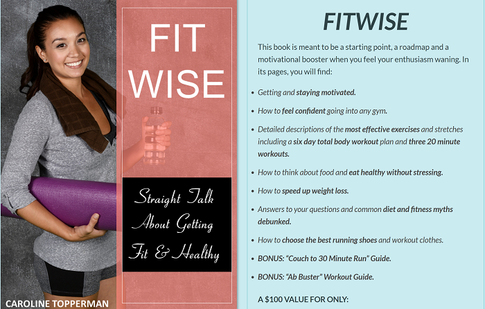 20 minute workout from fitwise